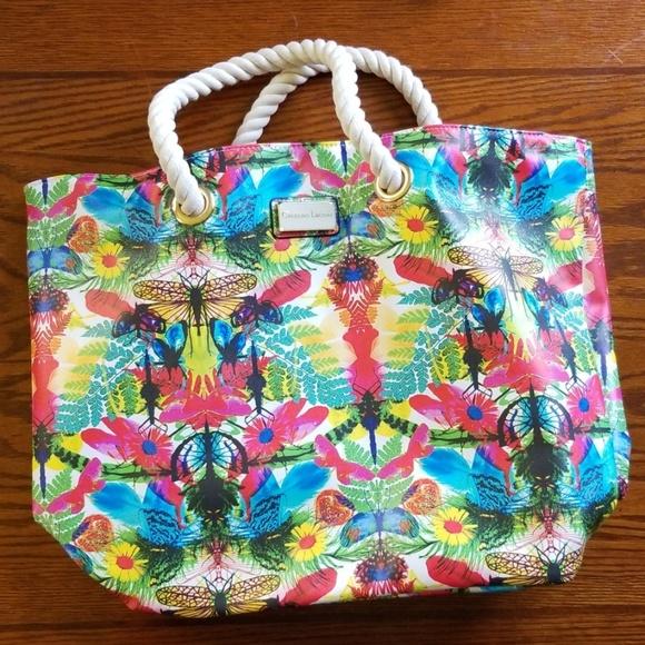 Christian Lacroix Handbags - NWOT Christian Lacroix large tote
